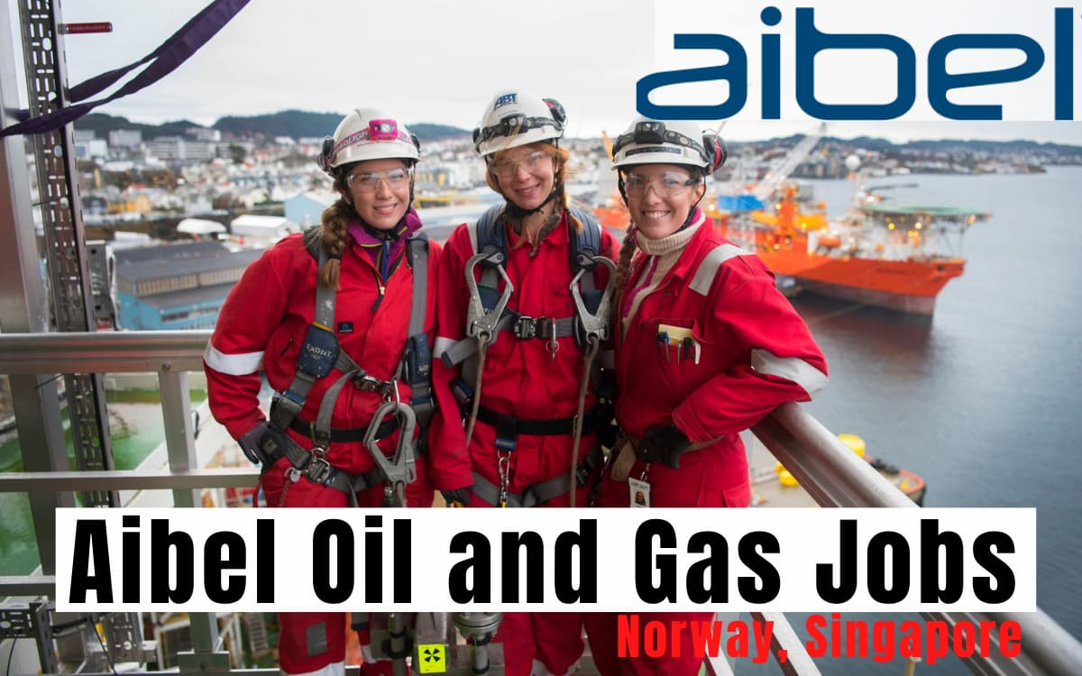 Aibel Oil and Gas Jobs