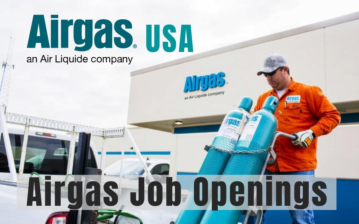 Airgas Job Openings