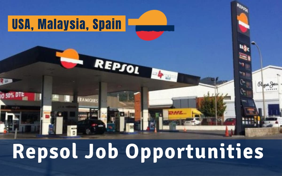 Repsol Job Vacancies