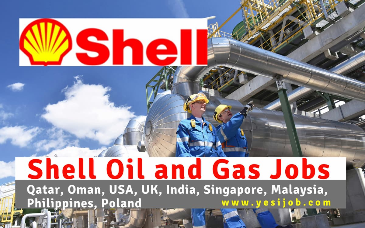 Shell Oil Gas Careers