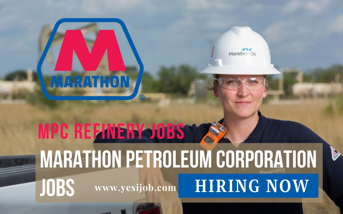 Marathon Petroleum Job Openings