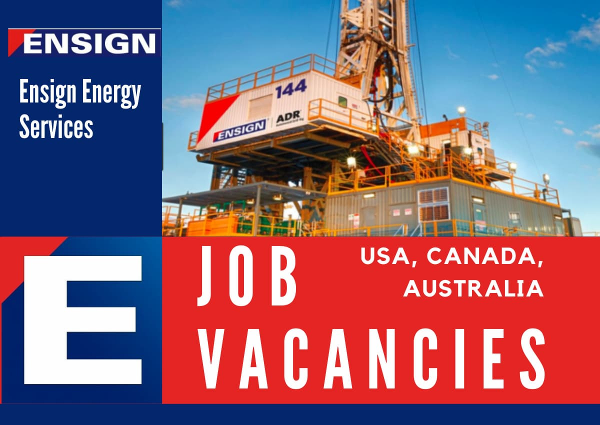 Ensign Energy Services.