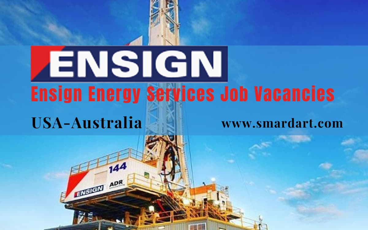 Ensign Energy Services Jobs