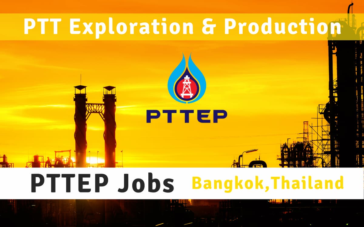 PTT Exploration and Production Jobs