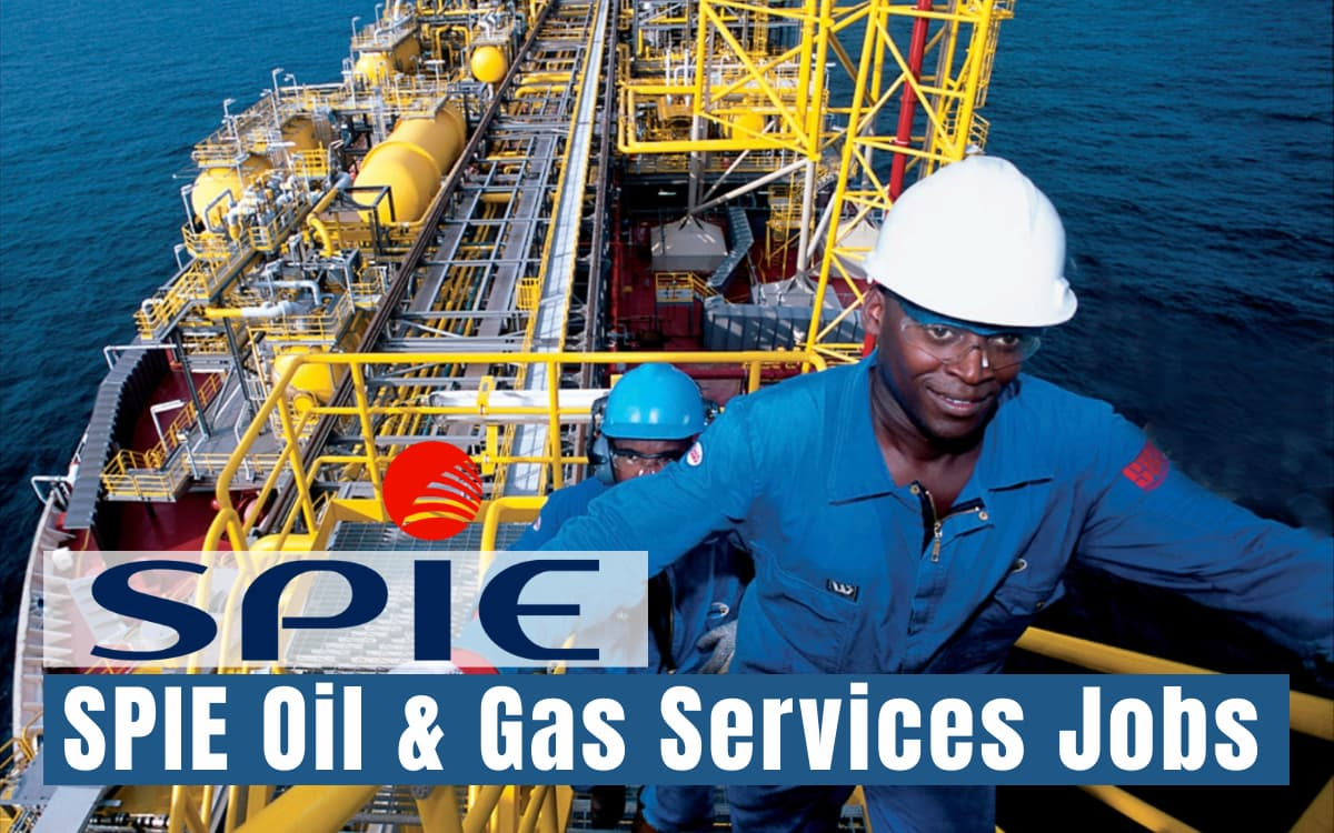 SPIE Oil and Gas Jobs