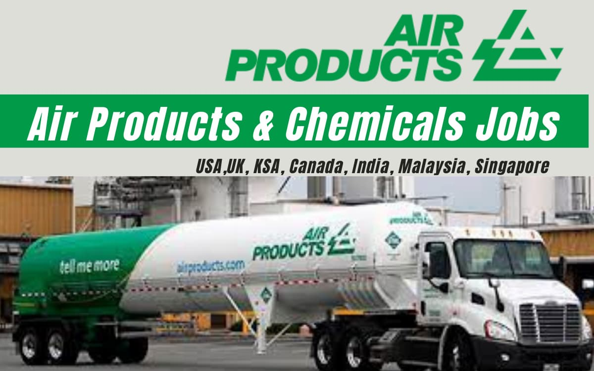 Air Products Chemicals Jobs