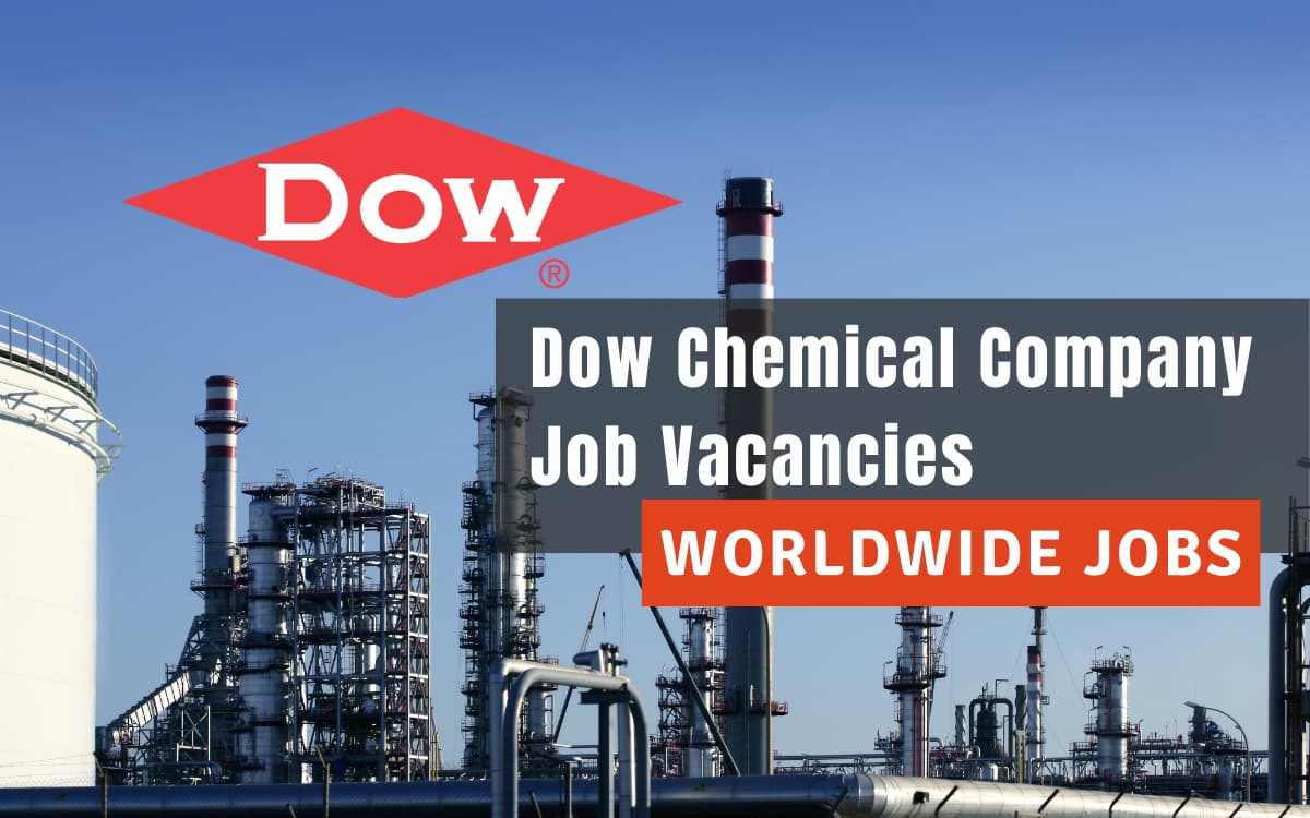 Dow Chemical jobs