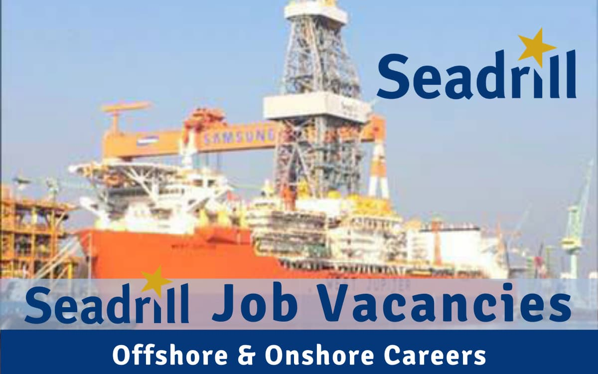 Seadrill Offshore and Onshore Jobs