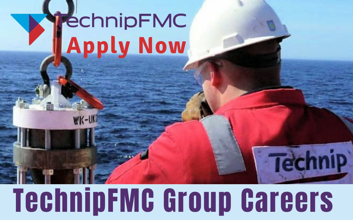 TechnipFMC Onshore and Offshore Jobs