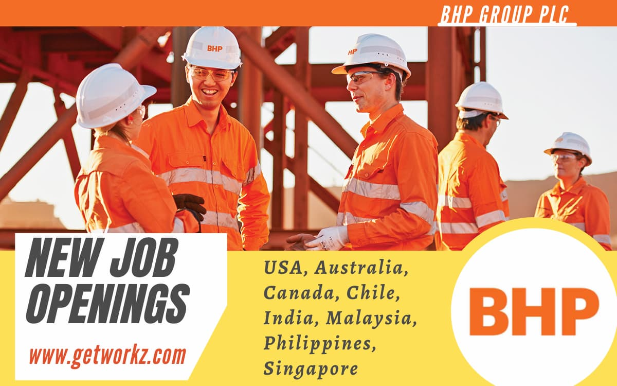 BHP Mining And Metals Careers