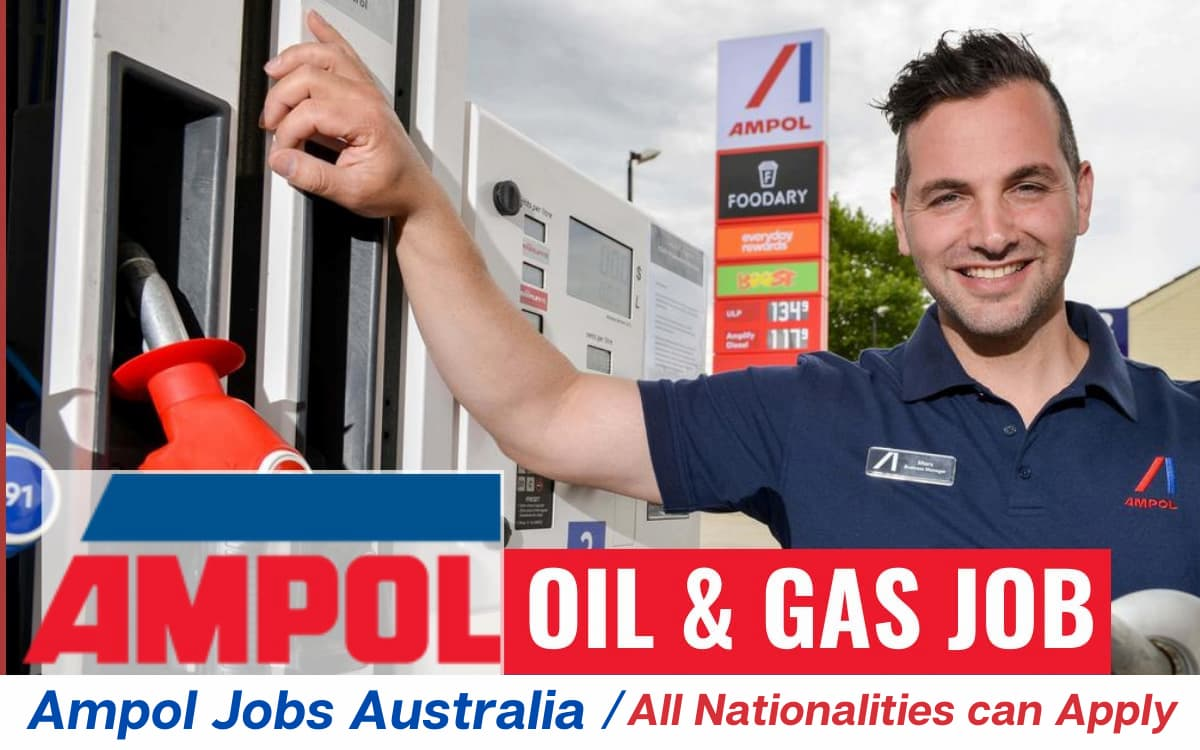 Ampol Oil and Gas Jobs