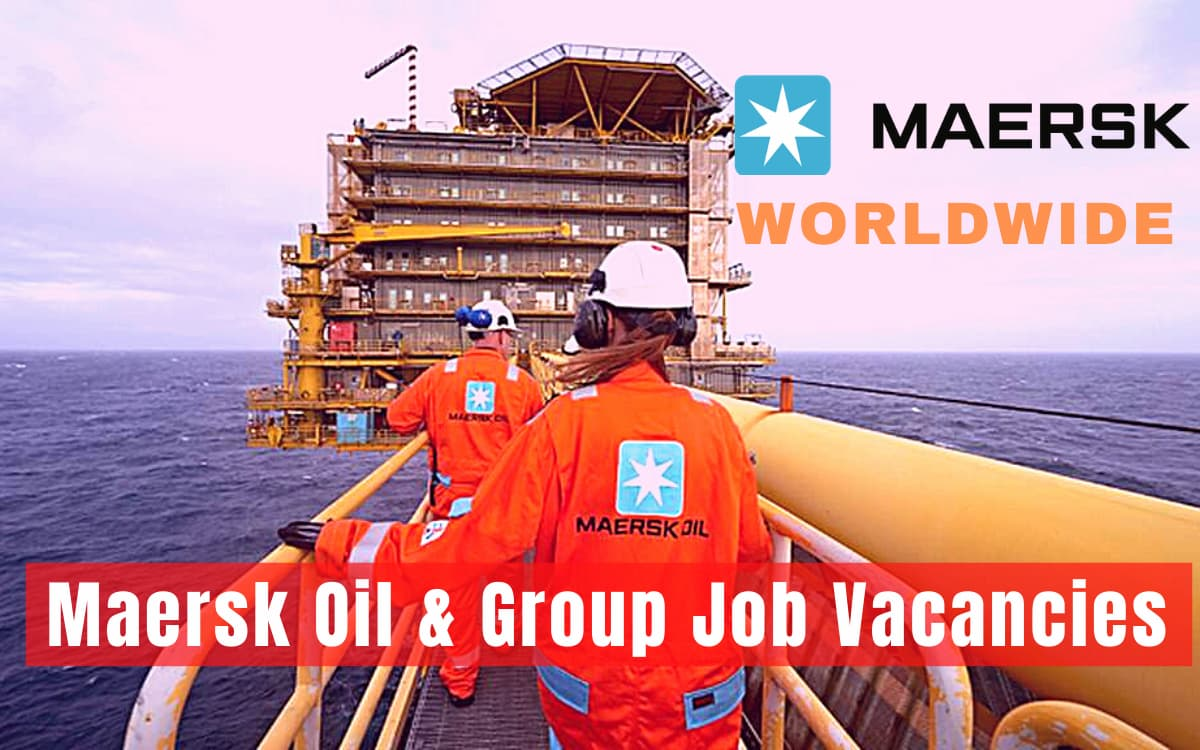 Maersk Offshore Oil and Gas Jobs