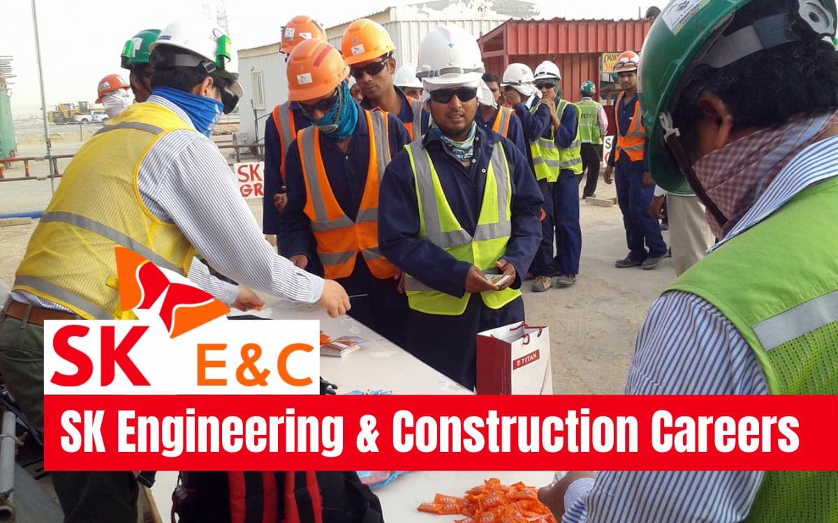 SK Engineering and Construction Careers