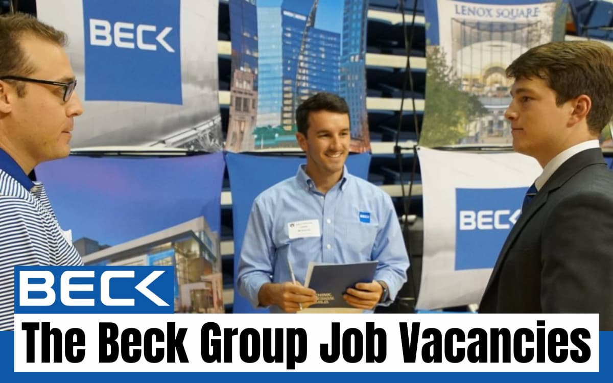The Beck Group Careers